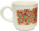Porcelain cup for Holy water - 2766