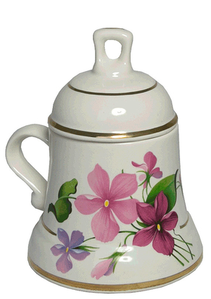 Christian bell-mug (0.2 L) - 7740