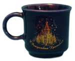 Porcelain cup for Holy water - 8994