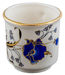 Porcelain cup for Holy water - 9080
