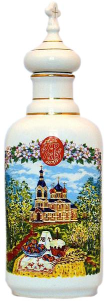 Porcelain Vessel for Holy water (0.6 L) - 2143