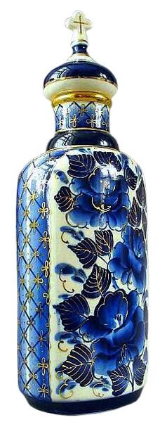 Porcelain Vessel for Holy water (0.6 L) - 6644