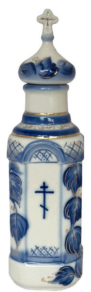Porcelain Vessel for Holy water (0.5 L) - 7821