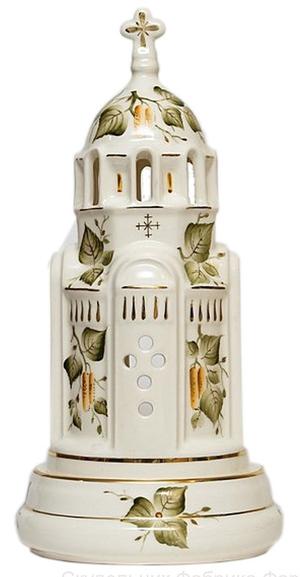 Christian vigil temple-lamp - 2613