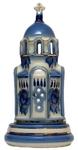 Christian vigil temple-lamp - 6451
