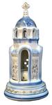 Christian vigil temple-lamp - 8651