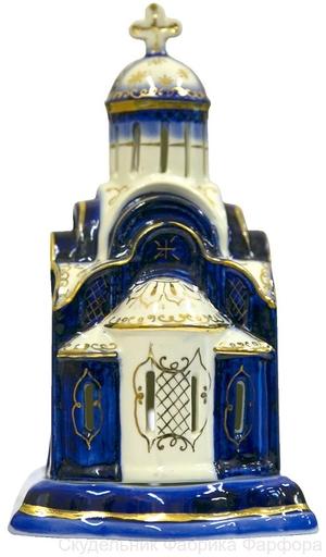 Christian vigil temple-lamp - 9095