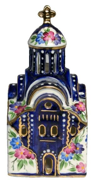Christian vigil temple-lamp - 9355