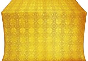 Czar-city metallic brocade (yellow/gold)