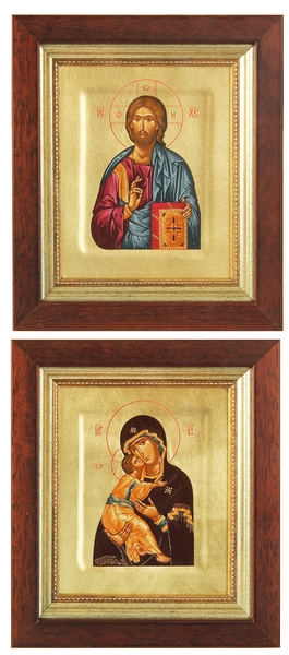 Wedding icon set 201-206