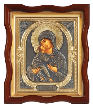 Religious icons: Most Holy Theotokos of Kazan - 23