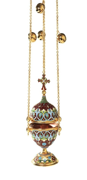 Jewelry Bishop censer no.9