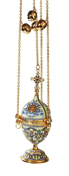 Jewelry Bishop censer no.9a