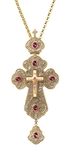 Pectoral chest cross no.12