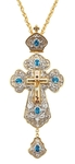 Pectoral chest cross no.12a