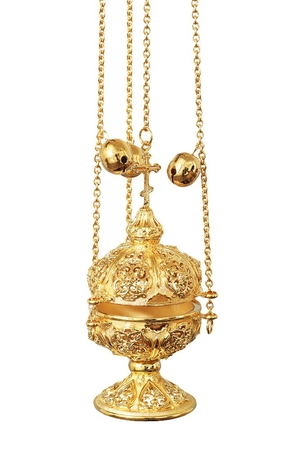 Jewelry Bishop censer no.10