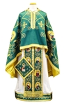 Greek Priest vestments - Apostle Tree green