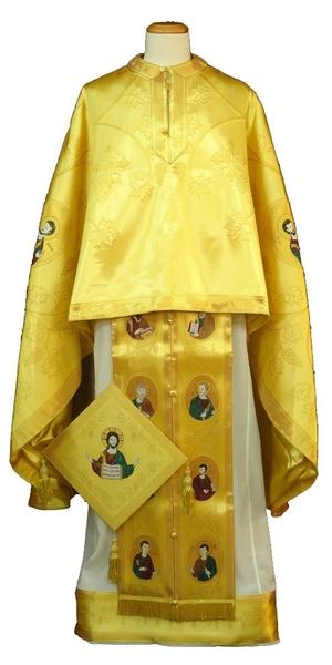 Greek Priest vestments - Apostle Tree gold
