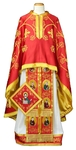 Greek Priest vestments - Apostle Tree red