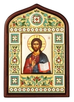 Religious icon no.19: Christ the Pantocrator