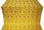 Eleon Bouquet metallic brocade (yellow/gold)