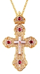Pectoral chest cross no.029