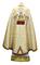 Greek Priest vestments - Christ the Archpriest - white (back)