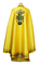 Greek Priest vestments - Christ on the Throne - gold (back)