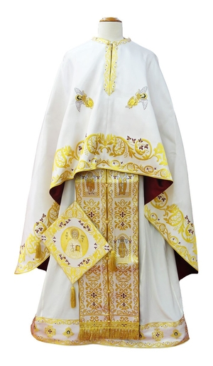 Greek Priest vestments - 1