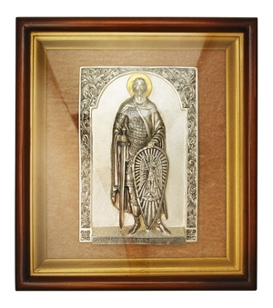 Wall icon - Holy Right-Believing Great Prince Alexander of Neva