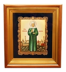 Wall icon A133 - Holy Blessed Matrona of Moscow