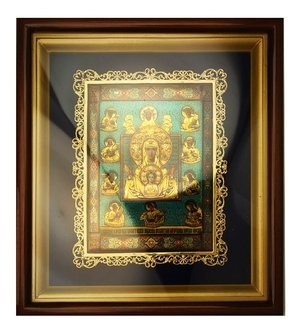 Wall Kursk-Root icon of the Mother of God