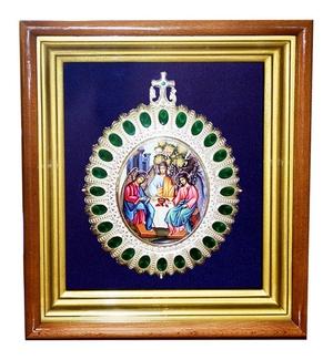 Wall icon A142 - the Holy Trinity