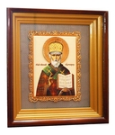 Wall icon A163 - St. Nicholas the Wonderworker