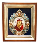 Wall icon A169 - the Mother of God of Kazan