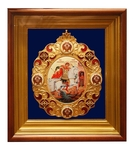 Wall icon A169 - St. George the Winner