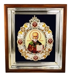 Wall icon A169 - St. Nicholas the Wonderworker