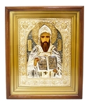 Wall icon - of St. Cyrill Equal-to-the-Apostle