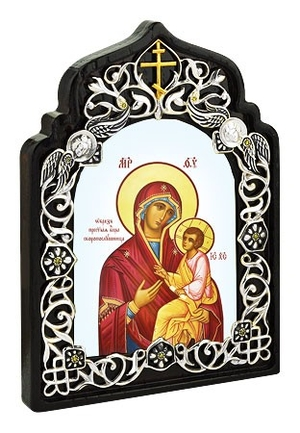 Table icon A854 - the Mother of God Quick to Hearken