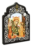 Table icon - the Mother of God the Unfading Flower
