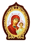 Table icon A2104 - the Mother of God of Kazan