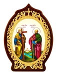 Table icon - Holy Prime Apostles Peter and Paul