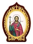 Table icon - Holy Great Martyr John of Sochav the New