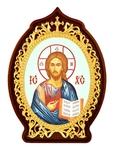 Table icon A2159 - Christ the Pantocrator