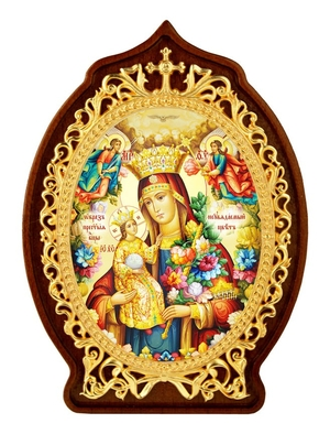 Table icon A2175 - the Mother of God the Unfading Flower