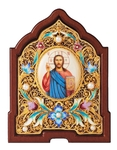 Religious icon: Christ the Pantocrator