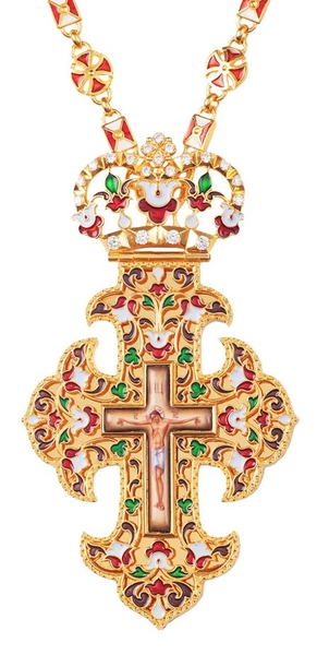 Pectoral chest cross no.190