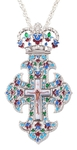 Pectoral chest cross no.190a