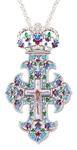 Pectoral chest cross no.190a