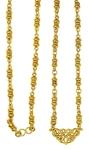 Pectoral cross/panagia chain - A274